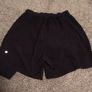 Lululemon THE shorts with liner medium
